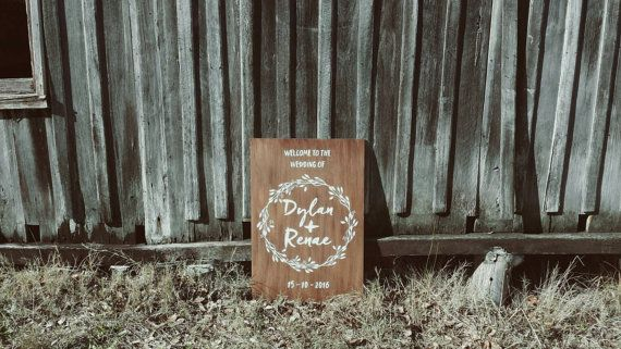 Hey, I found this really awesome Etsy listing at https://www.etsy.com/au/listing/450672688/x-large-custom-wedding-sign-custom