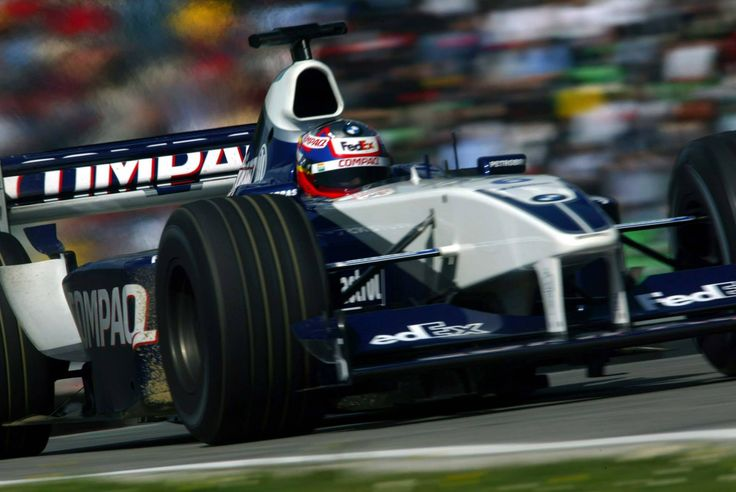 Juan Pablo Montoya - Williams FW24 - 2002 - San Marino GP [2048×1370]