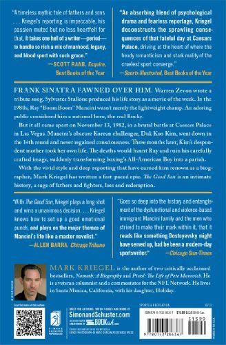 "The Good Son: The Life of Ray ""Boom Boom"" Mancini"