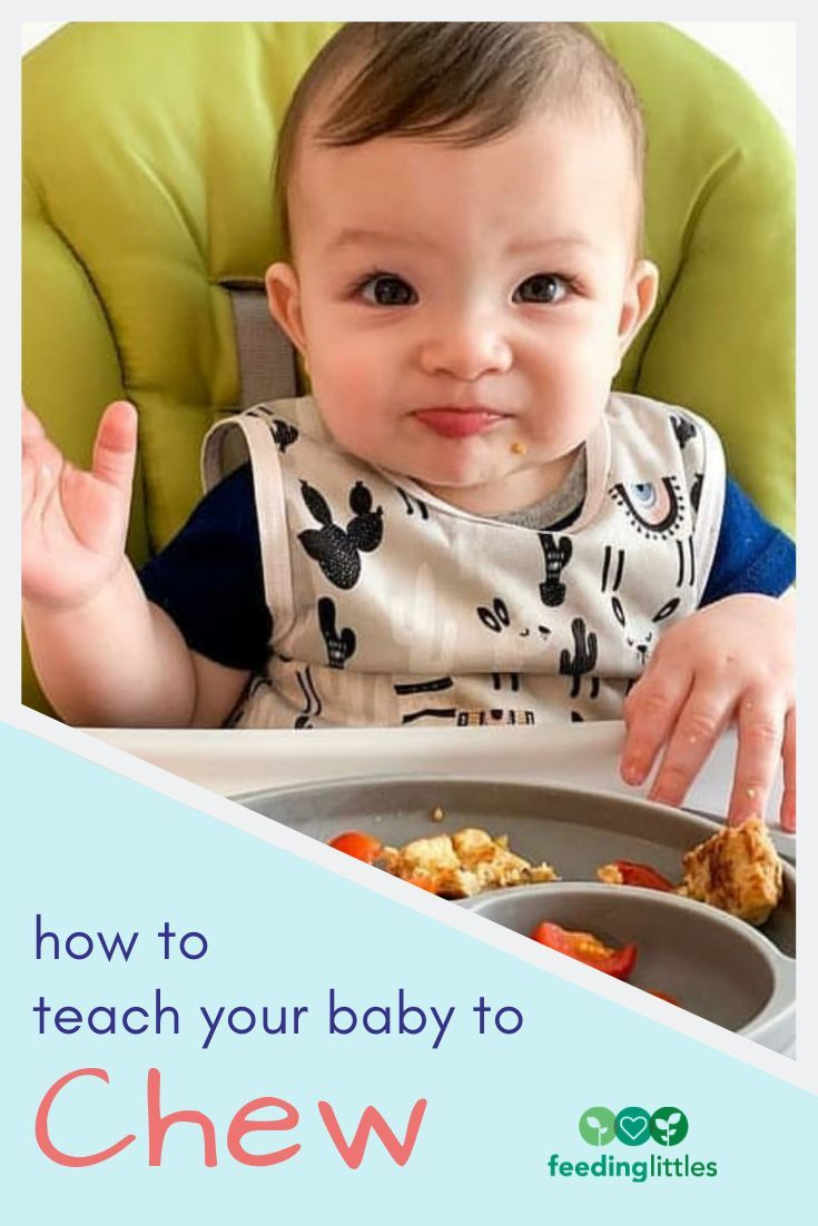 Do you have a baby 6 months old starting solids and ...
