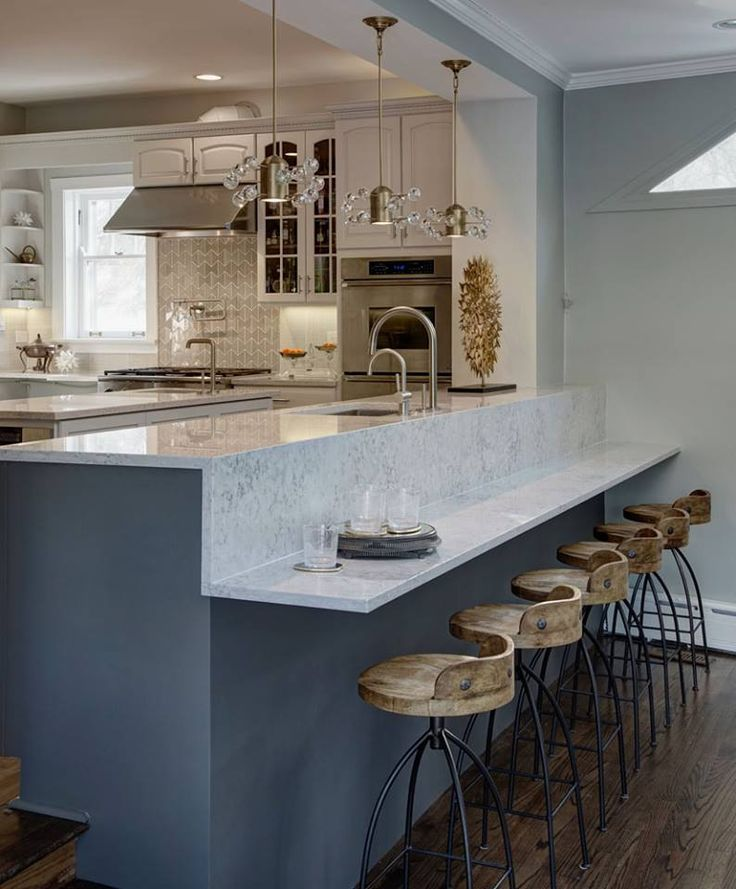 1000+ Images About GLAMOROUS KITCHENS On Pinterest