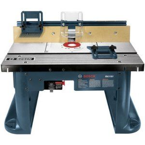 A benchtop router table that can be easily attached to any work bench. Description from bestroutertablereviews.org. I searched for this on bing.com/images