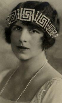 Queen Helen of Romania, nee Princess of Greece and Denmark