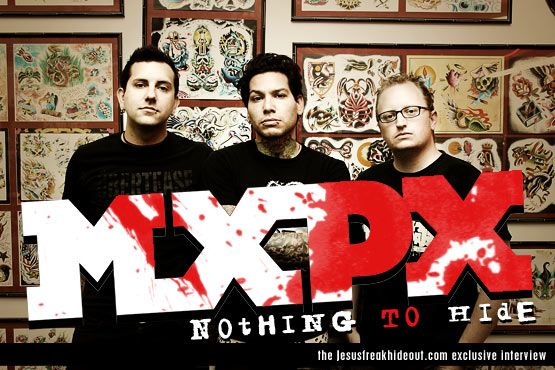 an analysis of the songs of the christian pop punk band mxpx 2017-02-13 there was a time when pop-punk trio mxpx toured constantly,  aside from playing shows here with mxpx and his other, country-influenced band tumbledown,  they played a christian venue,.