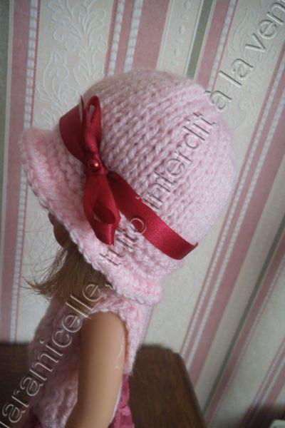 tuto gratuit paola reina: chapeau au ruban