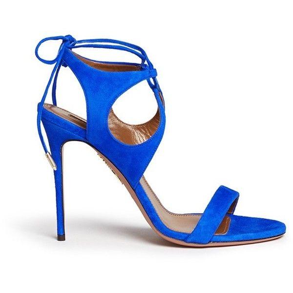Best 25 Blue Heeled Sandals Ideas On Pinterest Blue