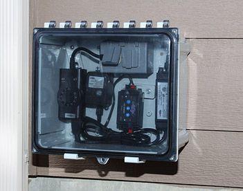 51 best outdoor lighting images on pinterest concrete waterproof led transformer led power supply robust 12v low voltage transformers for led lighting aloadofball Choice Image