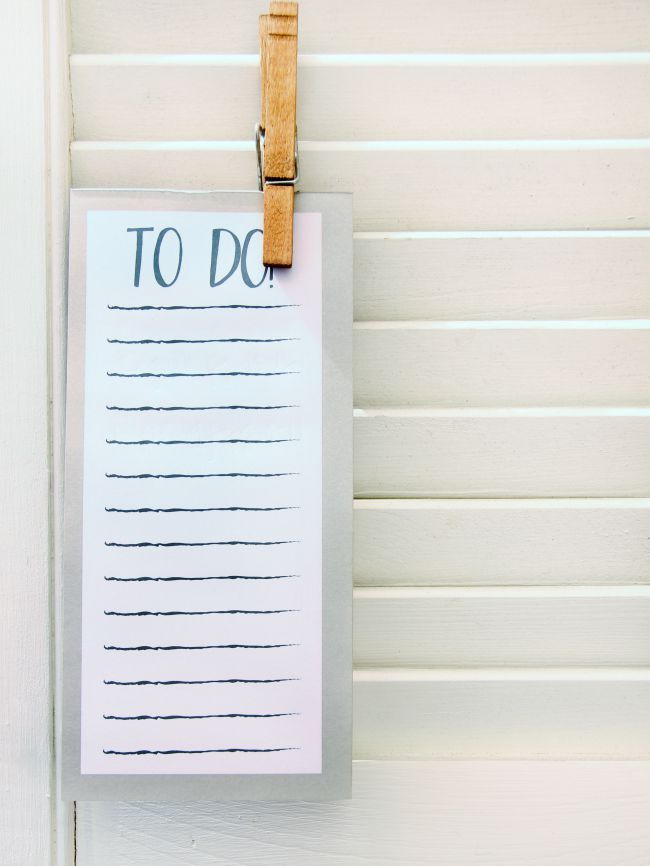 Back to School Office Organization (and a Little Before and After)