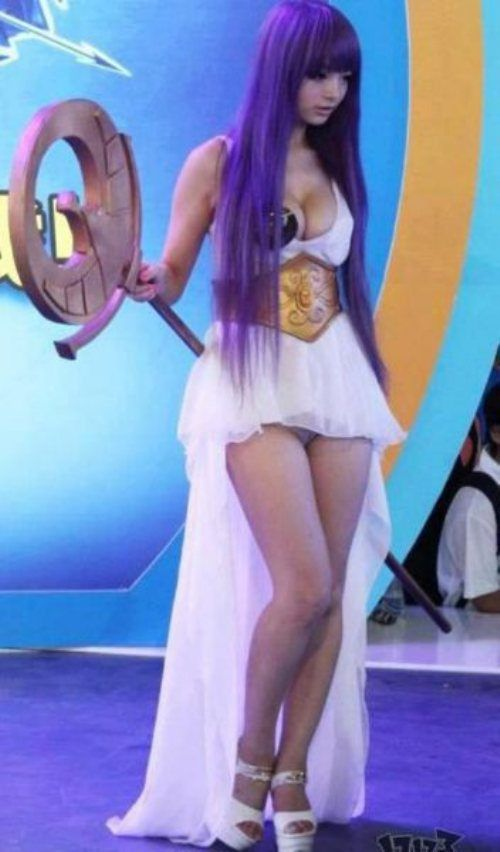 Hot girls of Cosplay. Need I say more : theCHIVE