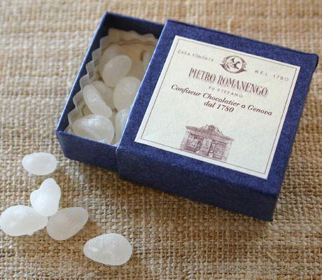 PIETRO ROMANENGO社のシュガーボンボンがとっても好き!