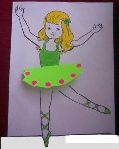 ballerina craft