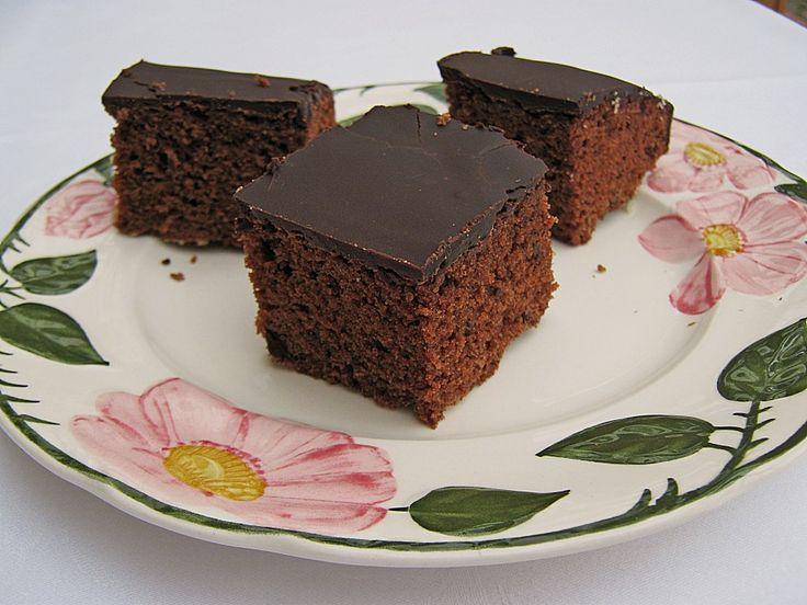Schokoblechkuchen, ein tolles Rezept aus der Kategorie Kuchen. Bewertungen: 14. Durchschnitt: Ø 4,1.
