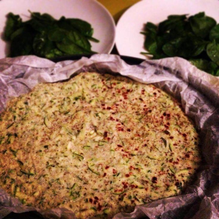 skinnymixer's Super Skinny Zucchini Frittata