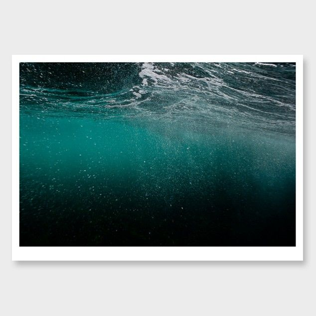 Little Bay Photographic Art Print by Jenna Smith