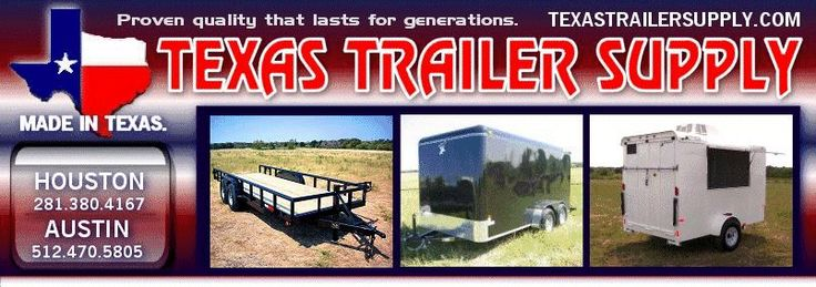 Car Hauler Trailers - Texas Trailer Supply