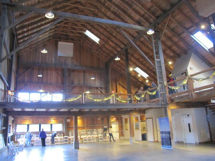 Rustic barn venue-Kirkland House, Delta BC http://www ...