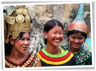 Cambodia travel - Meet the locals
