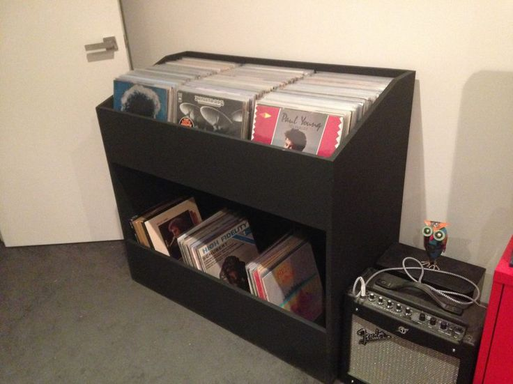 Best 10 record storage ideas on pinterest ikea record for Record case ikea