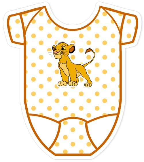 baby simba onesie baby shower invitations lion baby shower