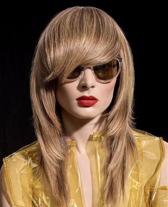 Dessange Long Blonde Hairstyles