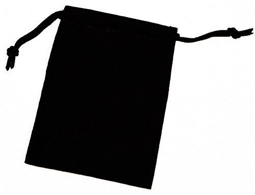 """Corrosion Intercept Anti-tarnish Fabric Pouch 3.5""""x4.5"""" - Black by Nancy's. $2.99. Safe for all metals and gemstones.. Size:3.5""""x4.5"""". Perfect for protecting silver & gold from the damaging effects of tarnish and oxidation.. The famous Corrosion Intercept® technology is now available in Anti-Tarnish drawstring Fabric Pouches. Perfect for protecting silver & gold from the damaging effects of tarnish and oxidation. Safe for all metals and gemstones. Size:3.5""""x4.5..."""