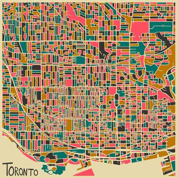 cool city maps - Google Search | Maps | Pinterest ...