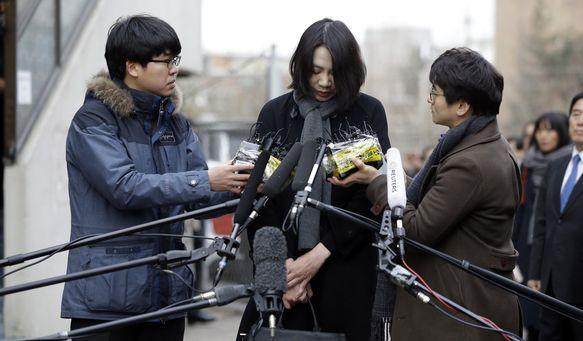 Why are third-generation chaebol family members so selfish? - AJW by The Asahi Shimbun