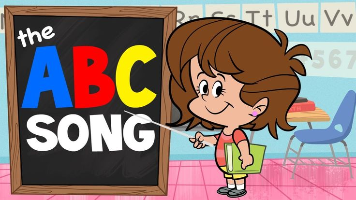ABC Song - by The Learning Station         This adorable kid's animated song will spark young imaginations as it teaches children their ABC's.