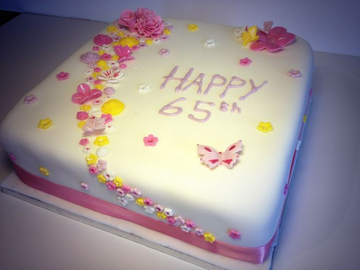 Pin 65th Birthday Cakes For Men Submited Images Pic2fly Wallpaper Cake