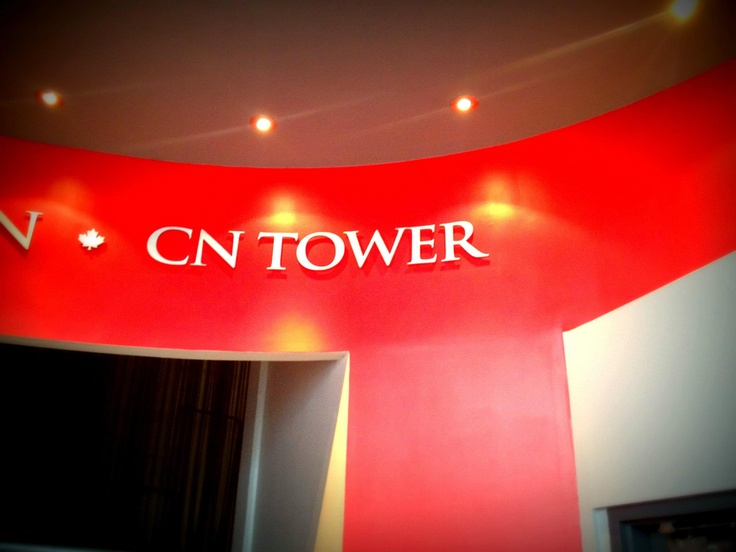 CN Tower 2012