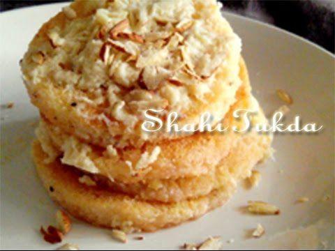 Shahi Tukda Recipe by Taste INDIA