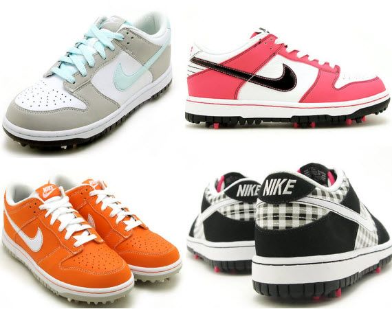 Nike WMNS Dunk NG SL Womens Golf Shoes. I found my new golf shoes!