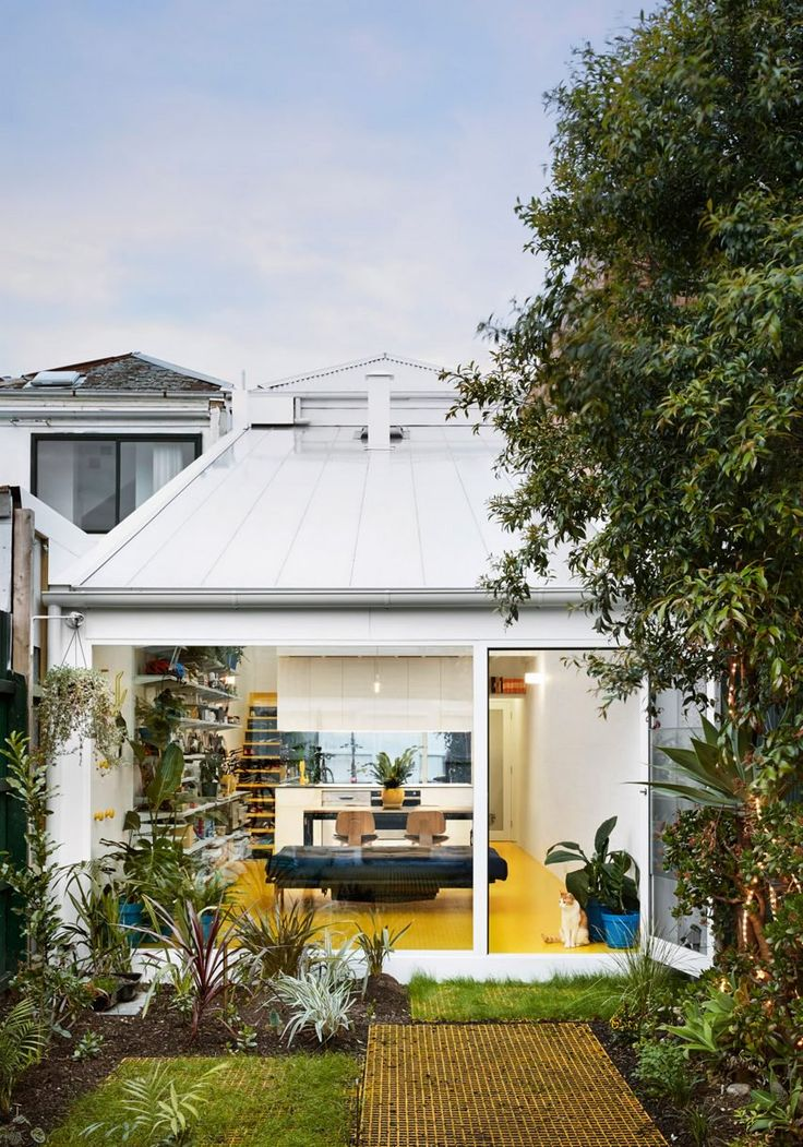 My House Project Was Recently Completed By Melbourne Based Austin Maynard Architects My House Is The Office Of Austin Maynard Architects