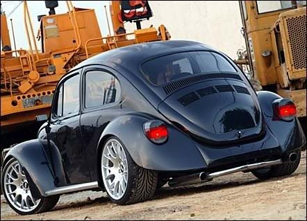 Rad VW Beetle