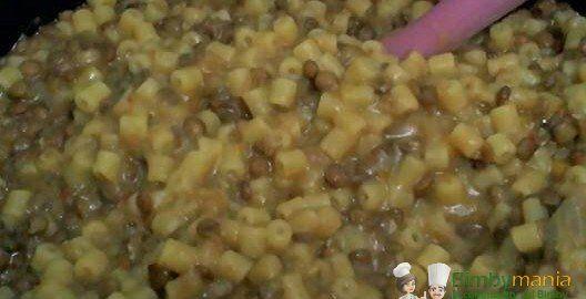 Pasta e lenticchie Bimby - Ricette Bimby