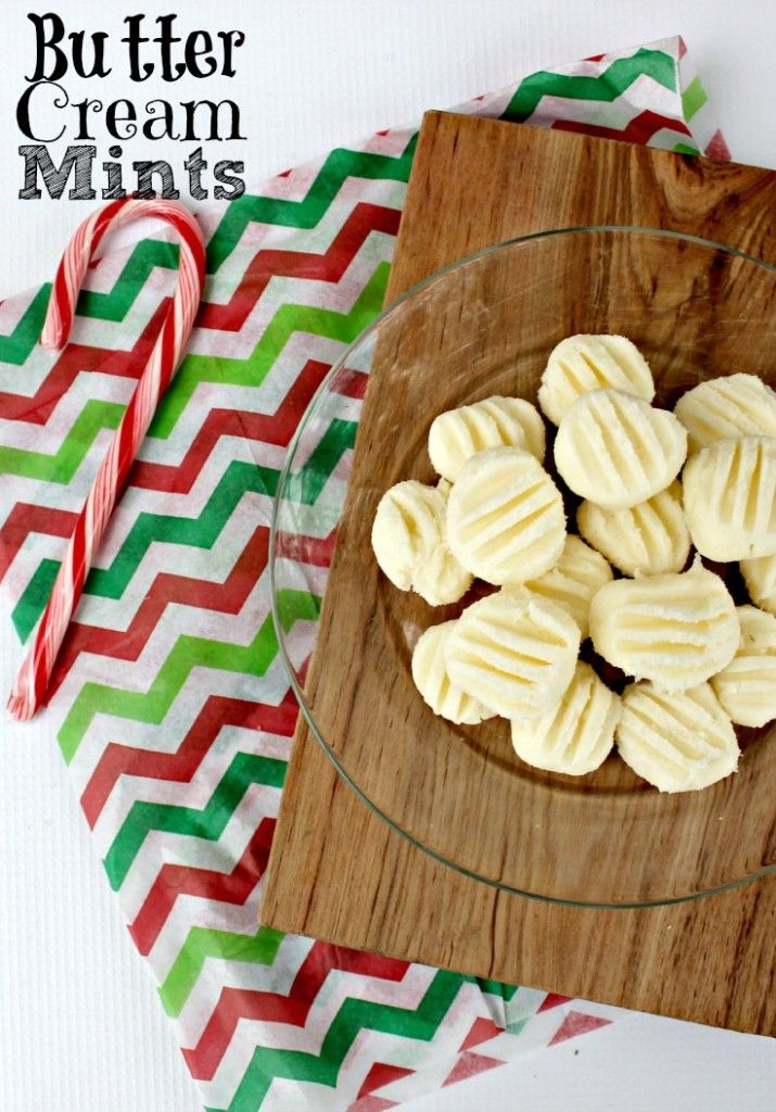Looking for Homemade Candy Recipes? Try my Buttercream Mint Candy Recipe. #EverydayCare #ad   I love making my homemade candy recipes to share with friends and family (and enjoy myself).  Besides my peanut butter fudge, one of Marty's favorite candy recipes is my homemade Buttercream Mint candy recipe. They are super easy to make and they taste just like those buttercream mints you buy at the store. The only difference is that I do not put artificial food coloring in mine.