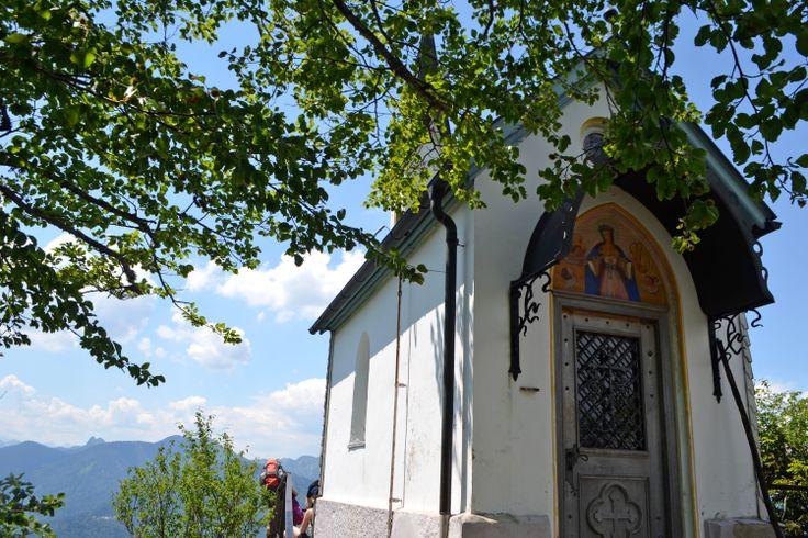 Die kleine Kapelle am Riederstein