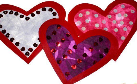 valentine heart facebook