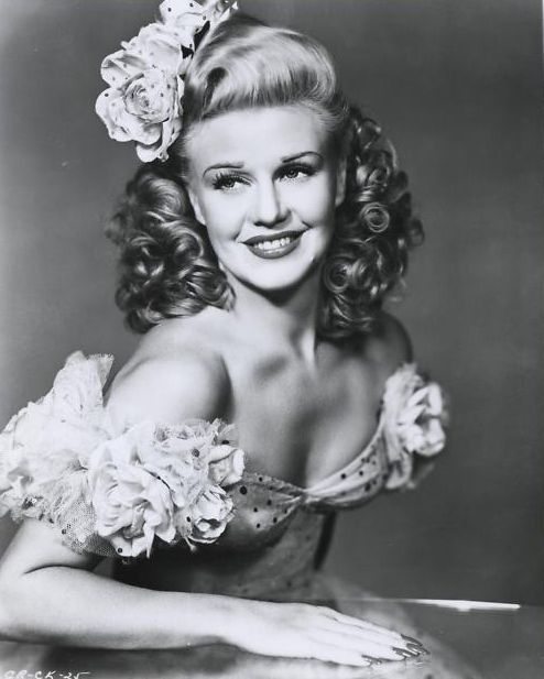 Ginger Rogers. ♥