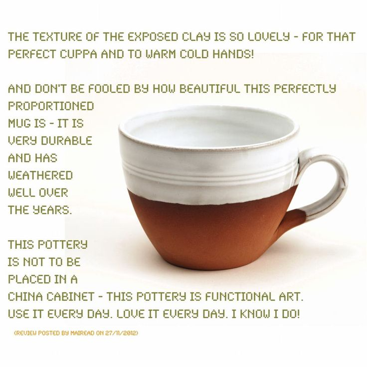 Thank you everyone for your lovely reviews. Stephen Pearce Pottery.