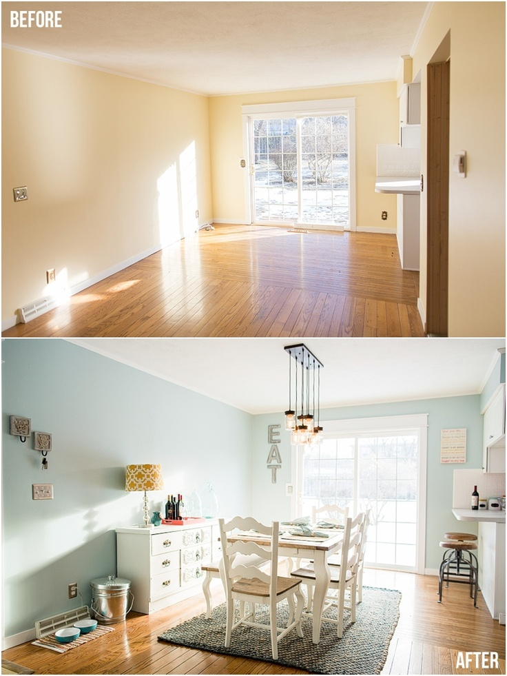 149 best paint colors images on pinterest wall colors - Interior dining room paint colors ...
