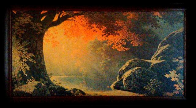 Paul Detlefsen Painting by Studies in Solitude, via Flickr