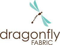 Dragonfly Fabric - Modern & nature prints - Flat rate & free shipping over $125 - Sells by the half yard