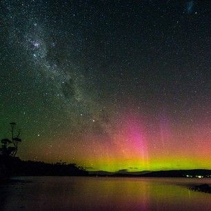 Viewing the Aurora Australis | 40 Uniquely Australian Experiences To Add To Your Bucket List