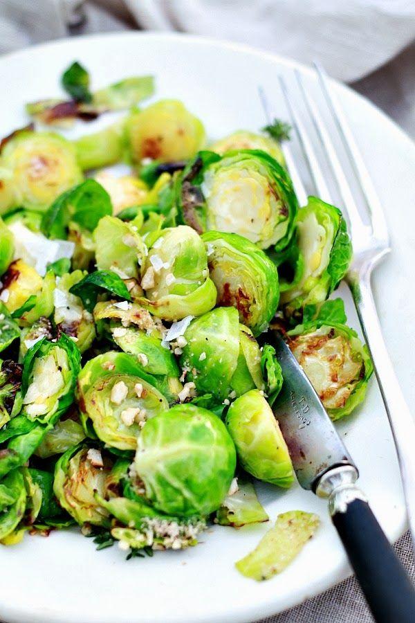 Le Chou de Bruxelles [ tout simplement ] ...! via http://cuisiner.avecnico.com