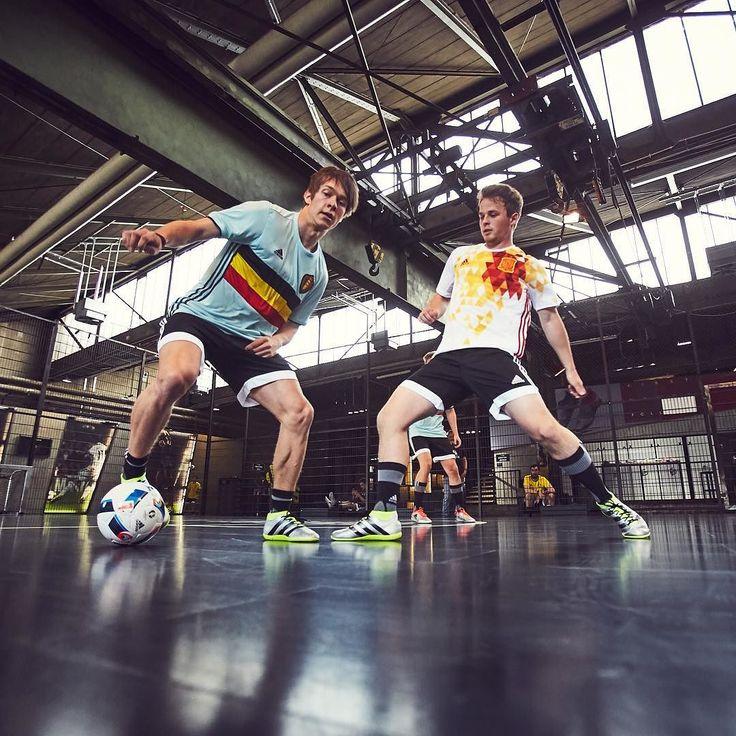 Mini EM  #Adidas #ace16 #mercurypack #em #em2016 #em16 #football #boots #soccer #fussball #fussballschuhe #cleats #futbol #futbolsport #cleatstagram #total_soccer_ #teamfk #teamfkday #vamesuhype #upper90xcrew #soccerdotcom #soccerbible by freestylekickerz_yt