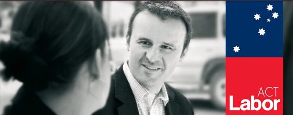 Andrew Barr