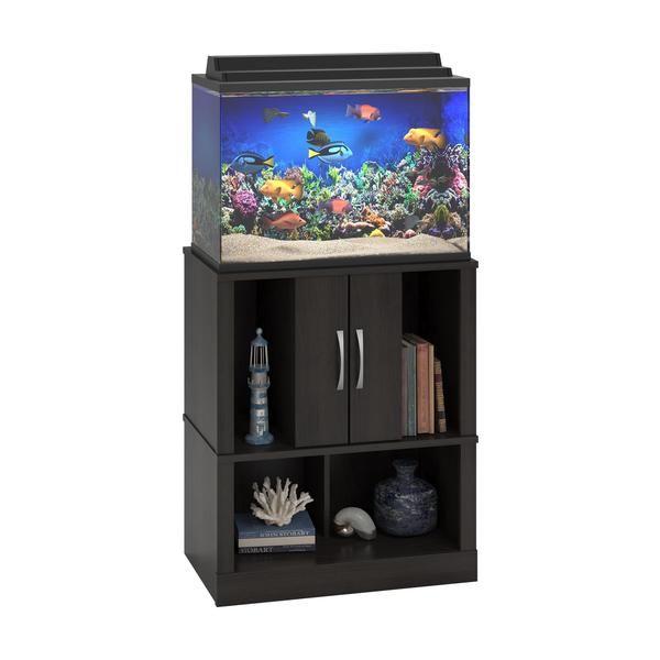 25 best ideas about 20 gallon aquarium stand on pinterest for Fish tank stand 10 gallon