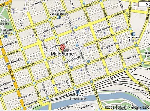 Melbourne shopping guide!
