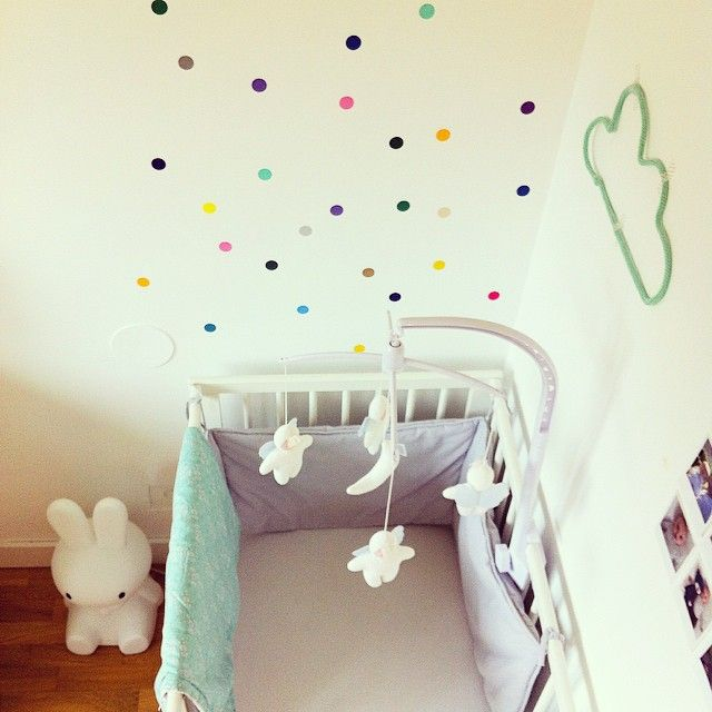 Wow, another cute Miffy room